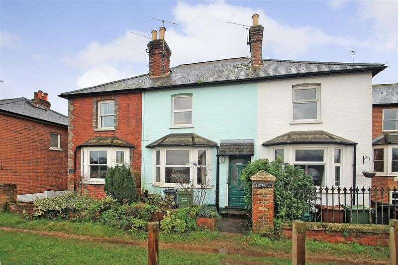 3 Bedrooms Terraced House for sale in The Green, Ripley