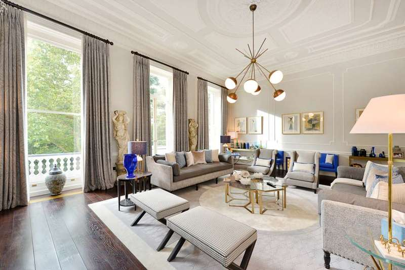 5 Bedrooms Apartment Flat for sale in Queens Gate Gardens, South Kensington SW7