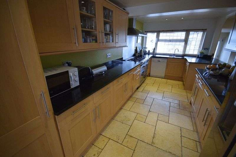 4 Bedrooms Semi Detached House for sale in Main Road, Knockholt