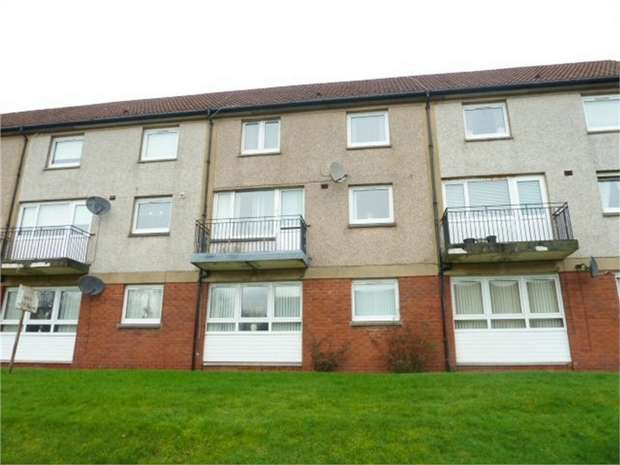 2 Bedrooms Maisonette Flat for sale in Fairholm Street, Larkhall, South Lanarkshire
