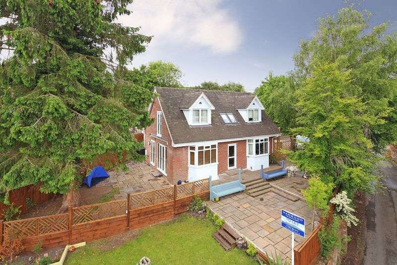 4 Bedrooms Detached House for sale in The Mines, Benthall, Broseley