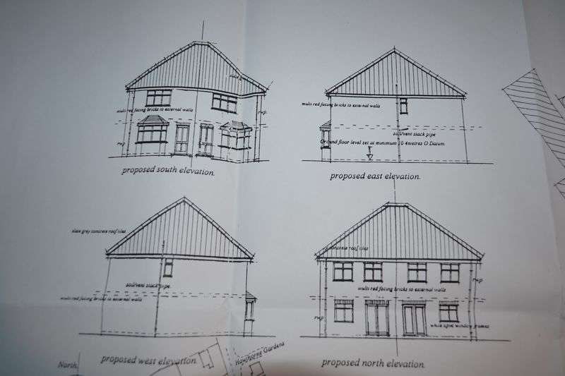 3 Bedrooms Semi Detached House for sale in Plot 1, Goxhill