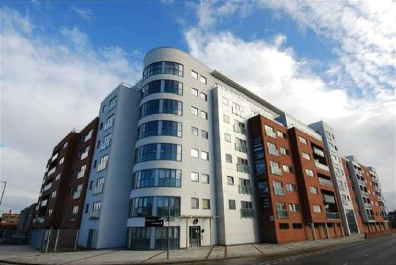 2 Bedrooms Flat for sale in The Reach, Leeds St.