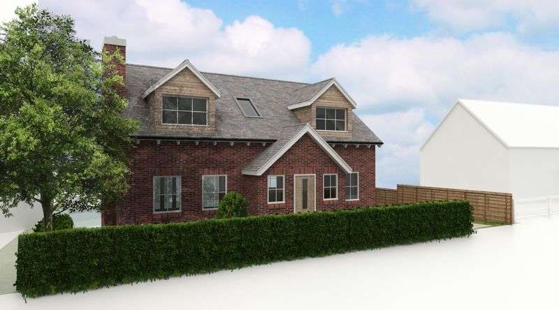 4 Bedrooms Detached House for sale in Earles Lane, Wincham, Northwich, CW9 6EA