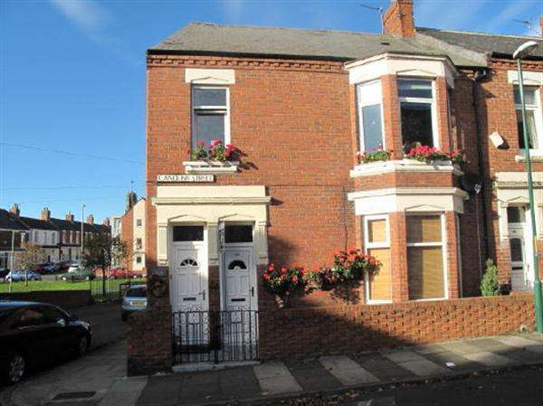 2 Bedrooms Apartment Flat for sale in Candlish Street, South Shields