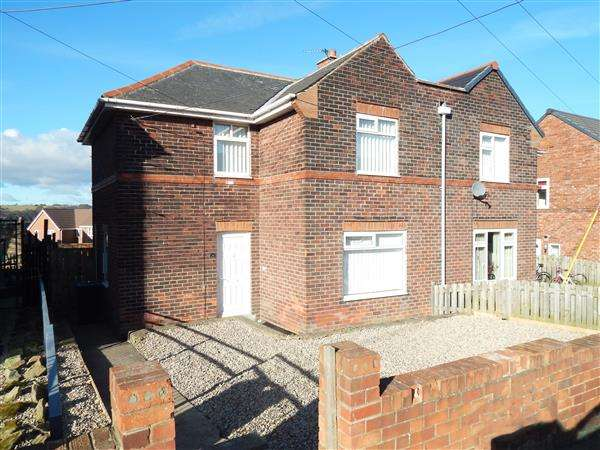 3 Bedrooms Semi Detached House for sale in Lilac Avenue, Sacriston