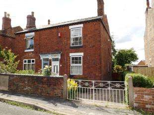 2 Bedrooms Semi Detached House for sale in Cinderhill Lane, Scholar Green, Stoke-on-Trent, Cheshire