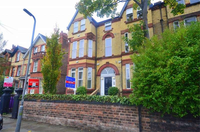 1 Bedroom Flat for sale in 14 Ivanhoe Road, Aigburth