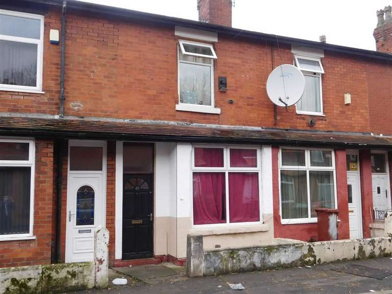 2 Bedrooms Property for sale in Ratcliffe Street, Levenshulme, Manchester