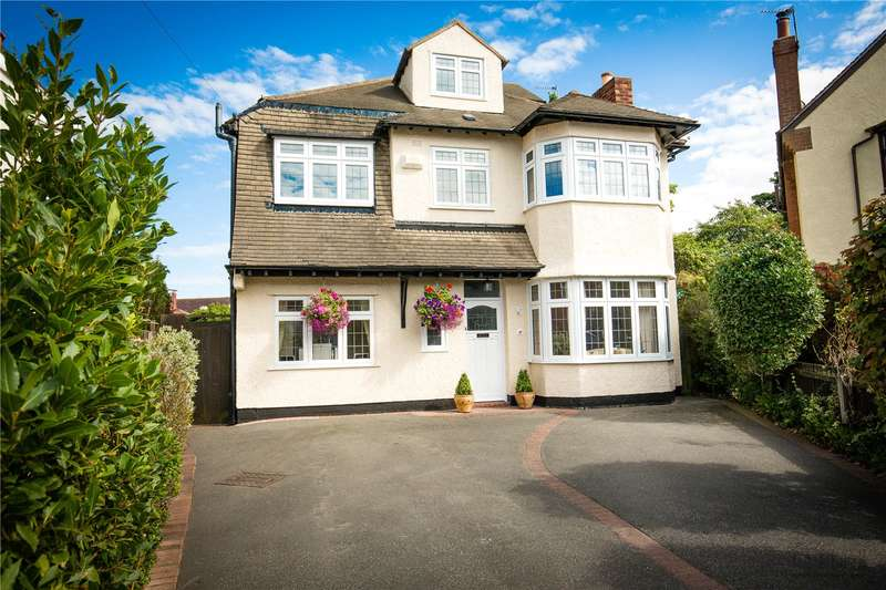 5 Bedrooms Detached House for sale in Saxon Road, Hoylake, Wirral