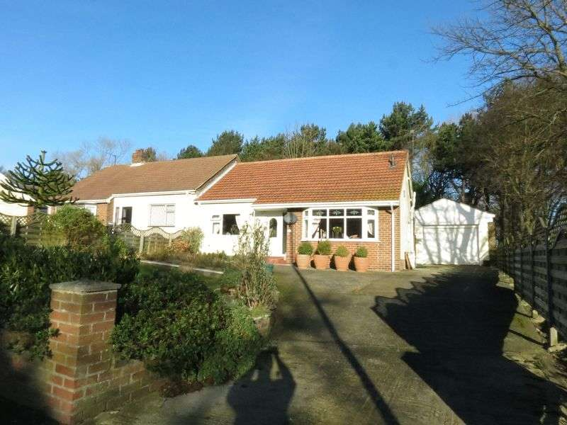 4 Bedrooms Semi Detached Bungalow for sale in Acre Rigg Road, Peterlee