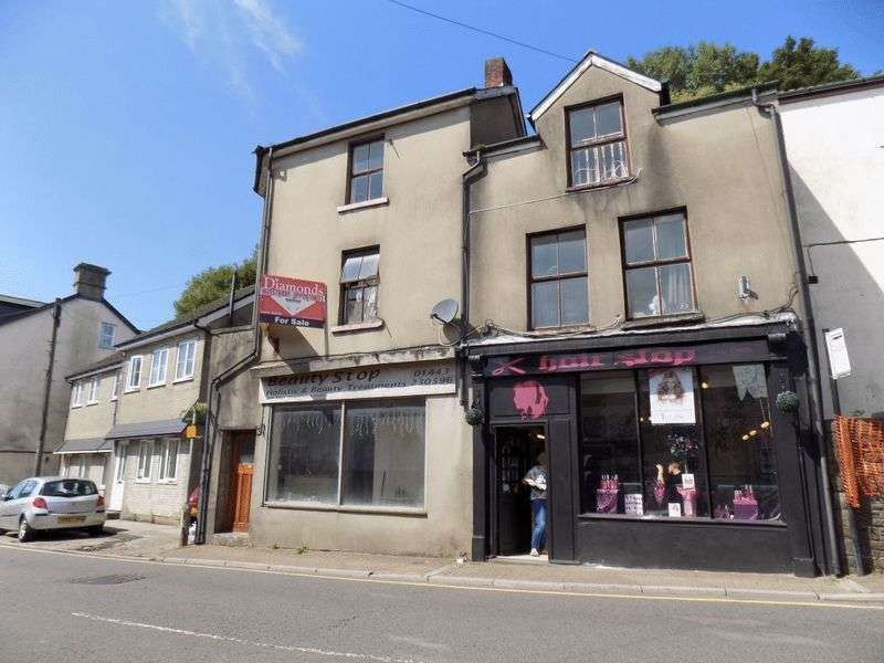 Semi Detached House for sale in High Street, Llantrisant