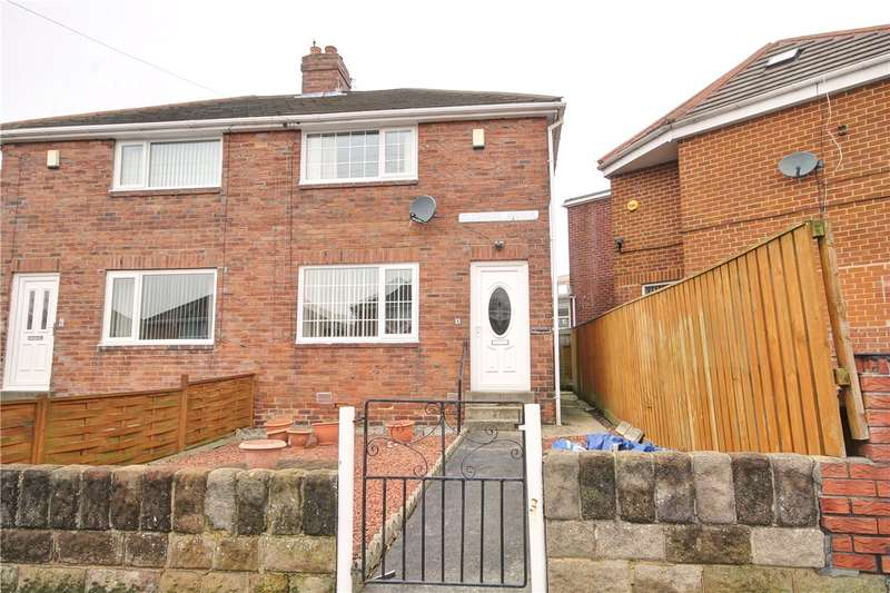 2 Bedrooms Semi Detached House for sale in Glenmore Avenue, South Pelaw, Chester le Street, DH2