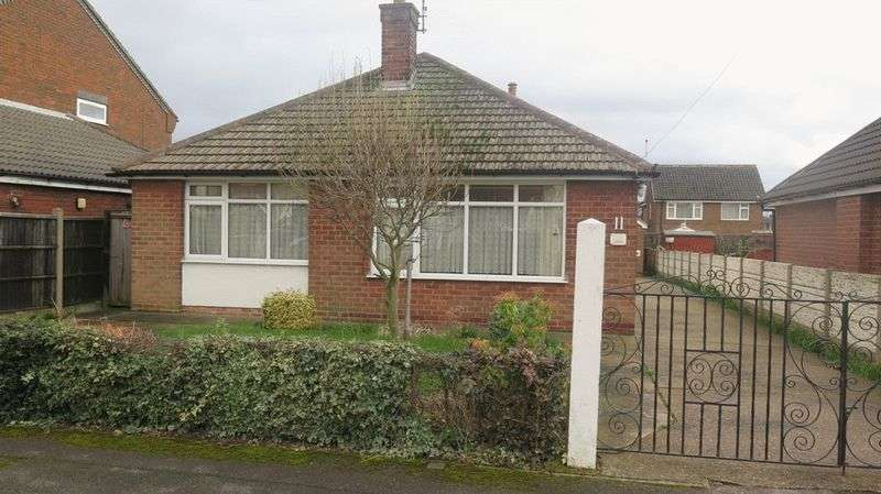 2 Bedrooms Detached Bungalow for sale in Raleigh Road, Mansfield