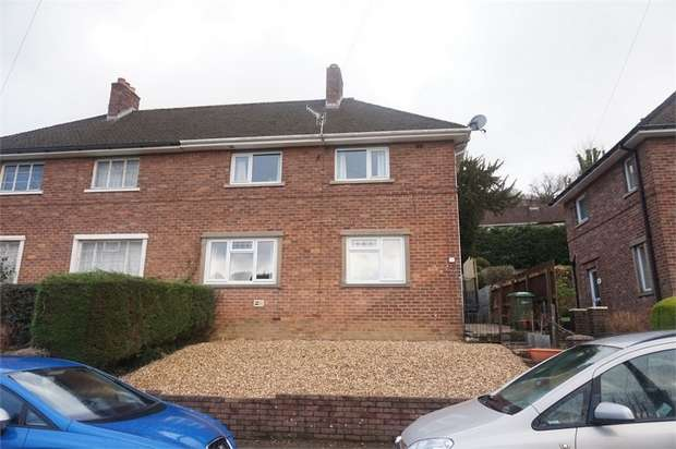3 Bedrooms Semi Detached House for sale in Acacia Terrace, Abercarn, NEWPORT, Caerphilly