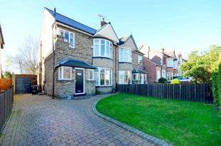 4 Bedrooms Semi Detached House for sale in Dewar Drive, Millhouses, Sheffield