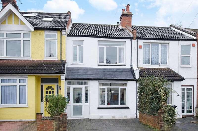 3 Bedrooms House for sale in Beverley Road, New Malden, KT3