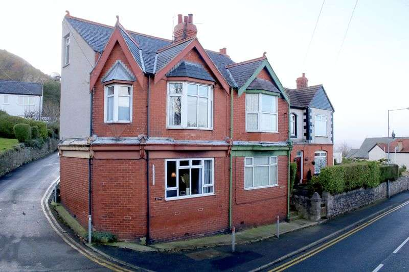 3 Bedrooms Semi Detached House for sale in High Street, Dyserth