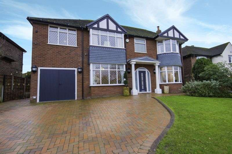 4 Bedrooms Detached House for sale in Mainway, Alkrington