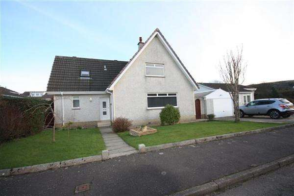 3 Bedrooms Detached House for sale in Newark Crescent, Ayr