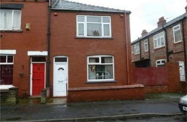3 Bedrooms End Of Terrace House for sale in Minor Street, Failsworth, Manchester, Lancashire