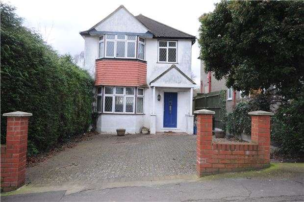 3 Bedrooms Detached House for sale in Whitethorn Avenue, COULSDON, Surrey, CR5 2PQ