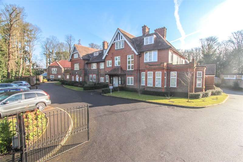 2 Bedrooms Flat for sale in Harmonia Court, Nascot Wood