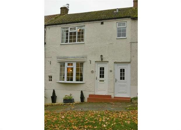 2 Bedrooms Terraced House for sale in High Street, Bishopton, Stockton-on-Tees, Durham
