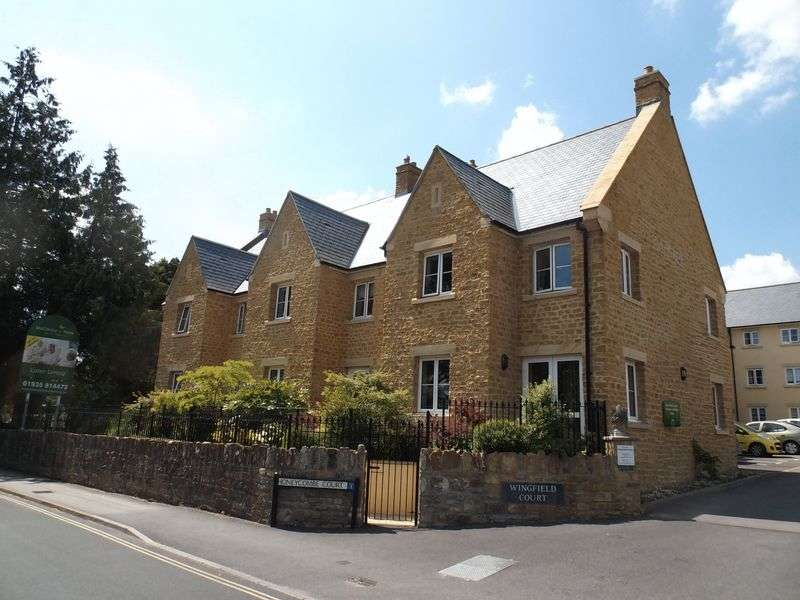 1 Bedroom Flat for sale in Wingfield Court, Sherborne, DT9 6EG