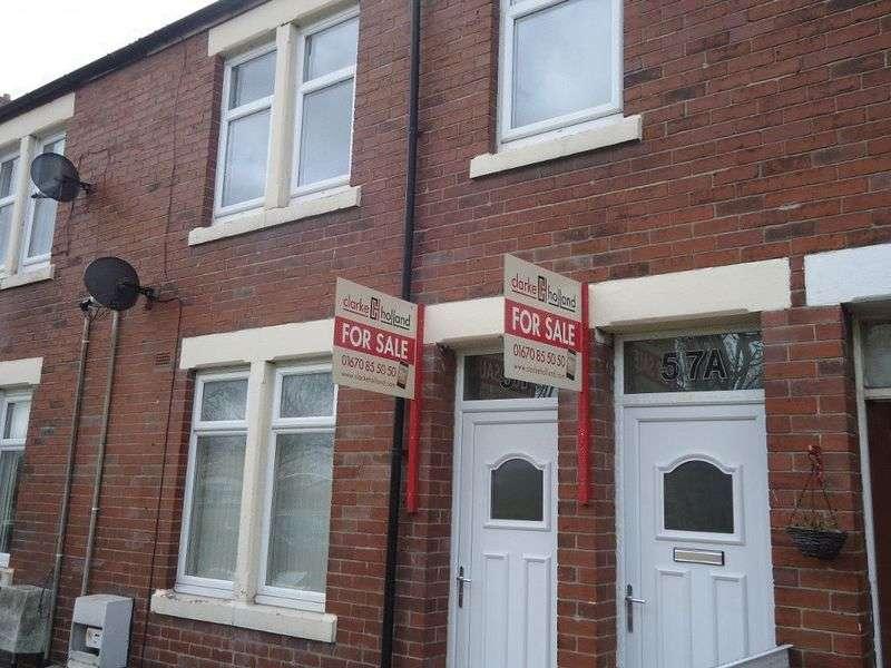 2 Bedrooms Flat for sale in Alexandra Road, Ashington - Two Bedroom Ground Floor Flat