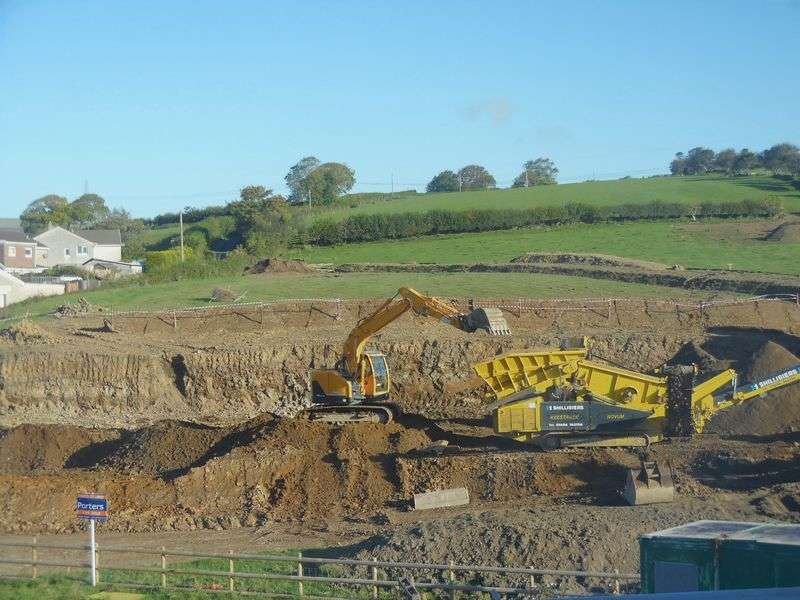 Property for sale in Plot 18 Abergarw Meadow Brynmenyn CF32 9LL