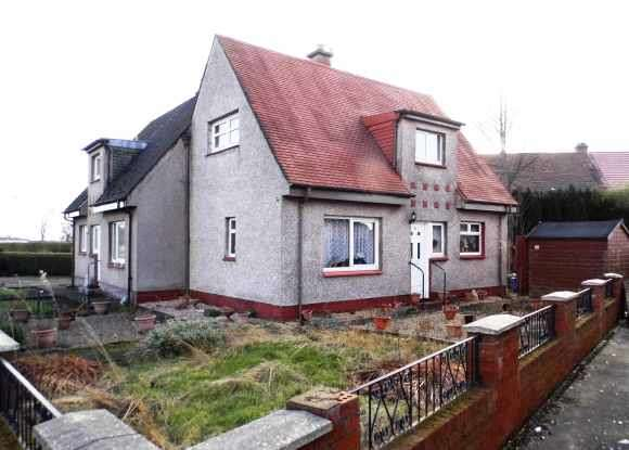 2 Bedrooms Semi Detached House for sale in Engelen Drive, Alloa, Clackmannanshire, FK10 1BE