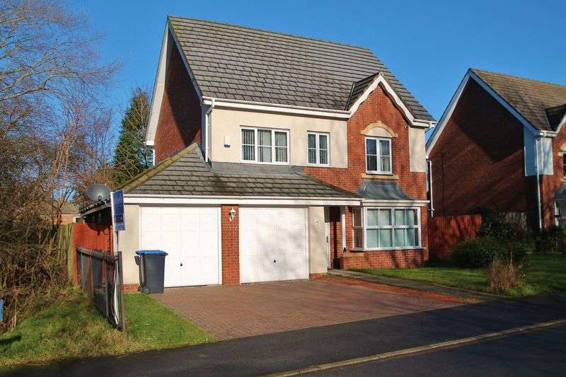 6 Bedrooms Detached House for sale in Finchlay Court, Middlesbrough