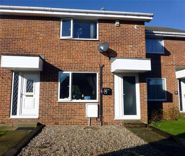 2 Bedrooms Terraced House for sale in Patterdale Way, North Anston, Sheffield