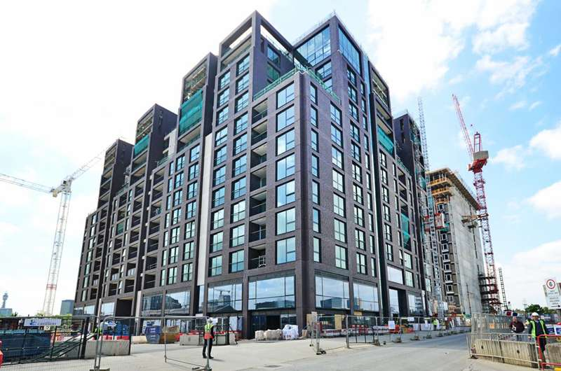 1 Bedroom Flat for sale in Stable Street, King's Cross, N1C