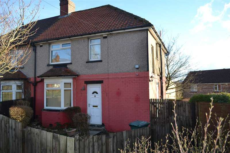 3 Bedrooms Semi Detached House for sale in Charteris Road, Allerton, Bradford
