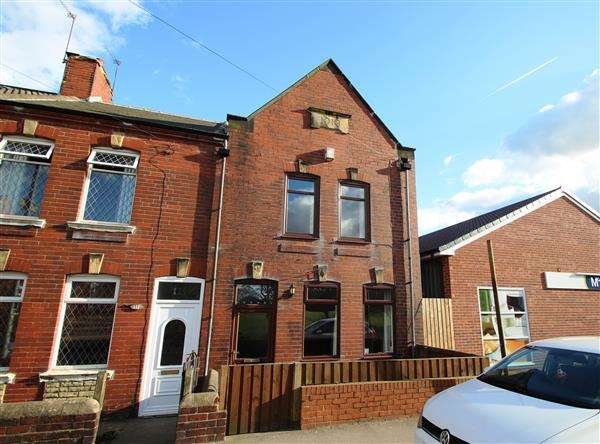 3 Bedrooms End Of Terrace House for sale in Mill Lane, South Kirkby