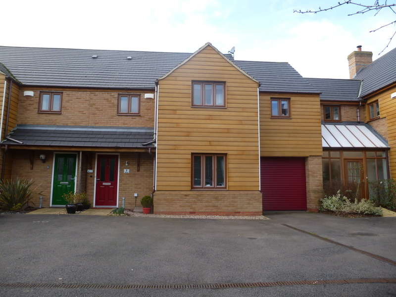 4 Bedrooms Terraced House for sale in Thimble Close, Colne, Colne, PE28