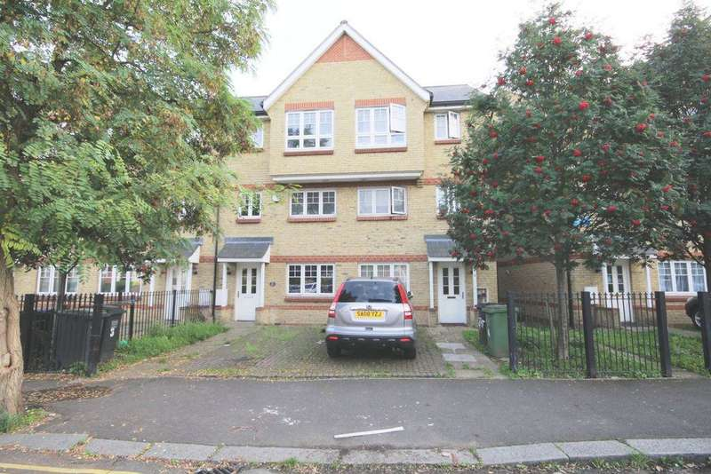 4 Bedrooms House for sale in Monk Terrace, Vancouver Road, Forest Hill, SE23