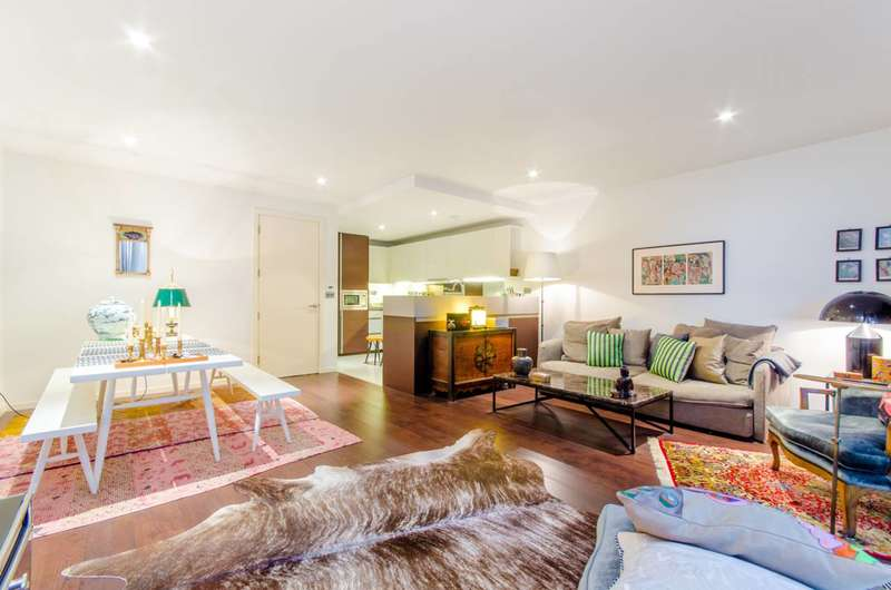 2 Bedrooms Flat for sale in Baltimore Wharf, Isle Of Dogs, E14