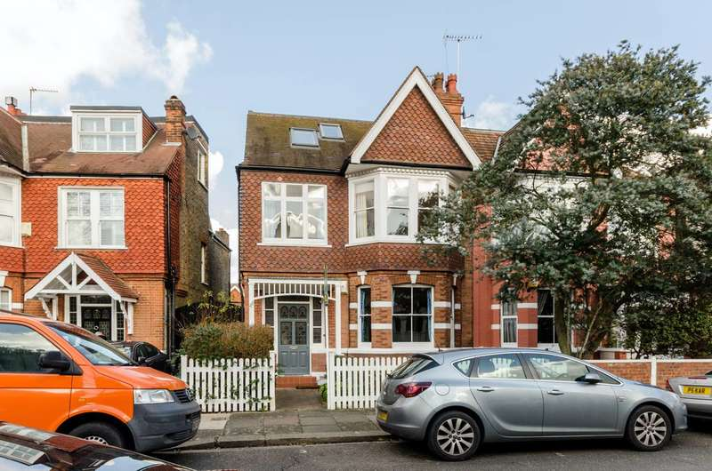 5 Bedrooms House for sale in Burnaby Gardens, Grove Park, W4