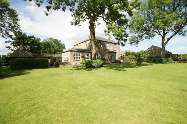 5 Bedrooms Detached House for sale in Hartside, DURHAM CITY