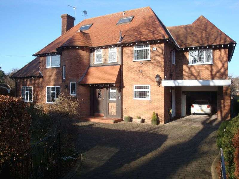 5 Bedrooms Detached House for sale in Hackness Road, Scarborough, YO12 5RY