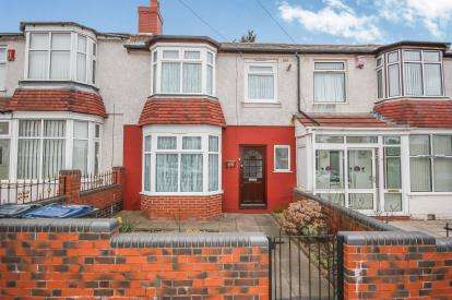 3 Bedrooms Terraced House for sale in Underhill Road, Birmingham, West Midlands