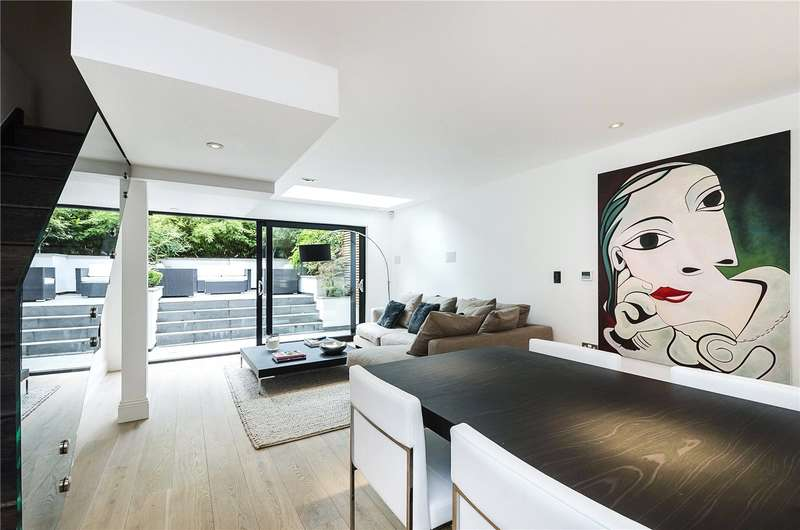3 Bedrooms Flat for sale in Hugh Street, London, SW1V