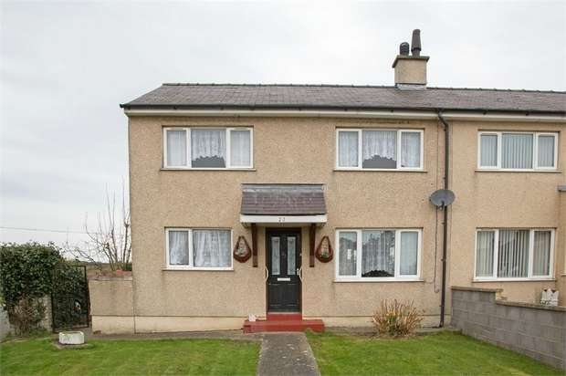 3 Bedrooms End Of Terrace House for sale in Morawelon, Malltraeth, Bodorgan, Anglesey