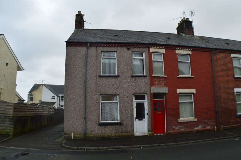 2 Bedrooms Semi Detached House for sale in West Road, Llandaff North