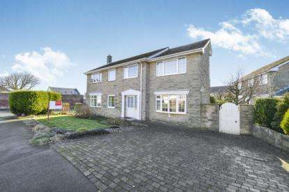 4 Bedrooms Detached House for sale in Manor Close, Whitby, North Yorkshire