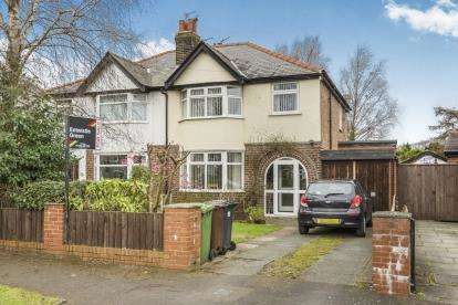 3 Bedrooms Semi Detached House for sale in Graburn Road, Formby, Liverpool, Merseyside, L37