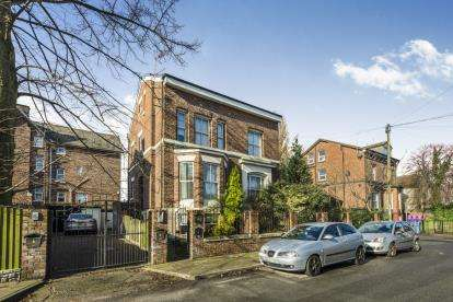 2 Bedrooms Flat for sale in Somerset Place, Liverpool, Merseyside, Na, L6